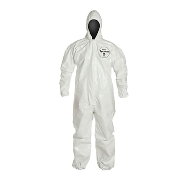 DUPONT Tychem Disposable Coveralls 2XL