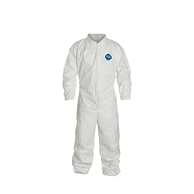 DUPONT Tyvek Coverall, 4XL