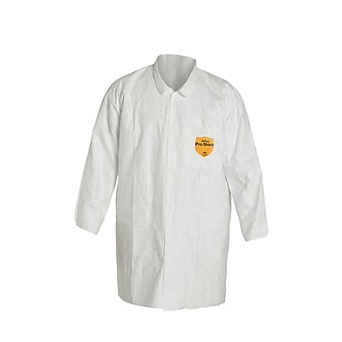 DUPONT Tyvek Reusable General Purpose & Work Lab Coat, 3XL