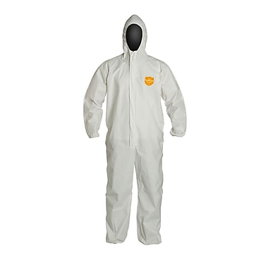 DUPONT Proshield Nexgen Dupont Disposable Coveralls, Large