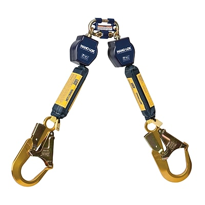 CAPITAL SAFETY GROUP USA Polyester & Aluminum Self Retracting Lifeline 72