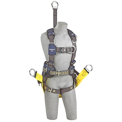 CAPITAL SAFETY GROUP USA Polyester Oil & Gas Harness Large