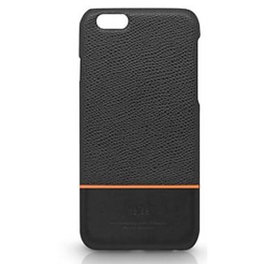 Kajsa – Étui avec pochette arrière de la collection Outdoor pour iPhone 6 Plus, noir