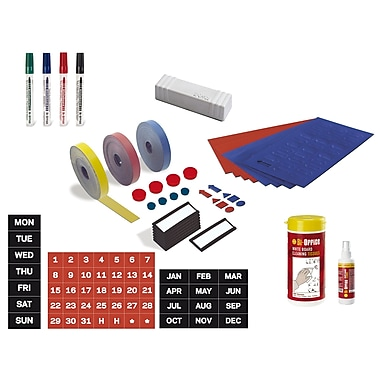 MasterVision™ Planner Accessory Professional Kit