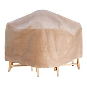 Duck Covers Elite Square Patio Table & Chair Set Cover; 29'' H x 76'' W x 76'' D