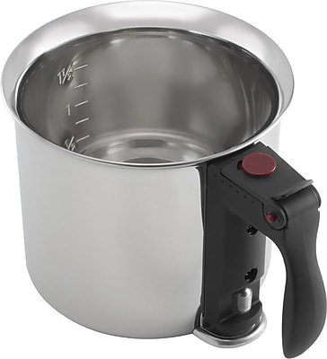 NewMetro Design Rose 1.75-qt. Double Boiler