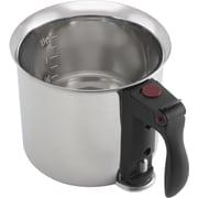 NewMetro Design Rose 1.75-qt. Double Boiler