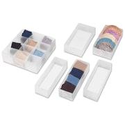 Whitmor, Inc 6 Piece Drawer Organize Set