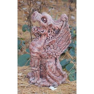 Ladybug Garden Griffin Statue