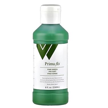 Weber Art PrimaFlo Acrylic 236 ml Paint Bottle; Pine Green