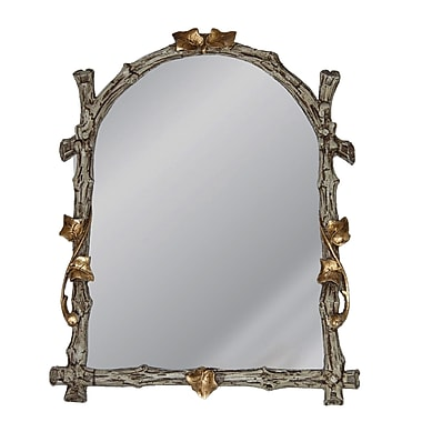 Hickory Manor House Twig Mirror; Verona
