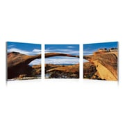 Artistic Bliss Bryce Canyon Arch 3 Piece Framed Photographic Print Set