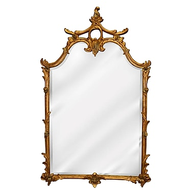 Hickory Manor House Chauncy Mirror; Baroque