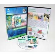 Weber Art Kathi Hanson Watercolor Textures in Landscapes 1 Hour DVD