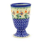 Polmedia Polish Pottery Goblet