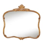 Hickory Manor House Buffet Mirror; Baroque
