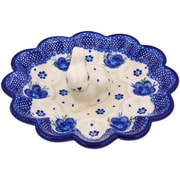 Polmedia Polish Pottery 9'' Egg Plate