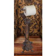 Hickory Manor House Free Standing Royal Toilet Paper Holder