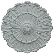 Hickory Manor House Acanthus Flat Ceiling Medallion; Any Finish