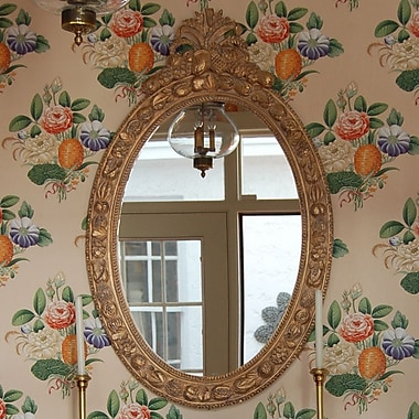 Hickory Manor House Pomagranate Mirror