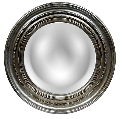 Hickory Manor House Maiden Convex Mirror; Shimmer