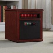 Duraflame 1,500 Watt Portable Electric Infrared Cabinet Heater