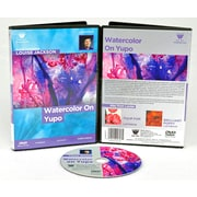 Weber Art Louise Jackson Watercolor on Yupo 45 Minute DVD