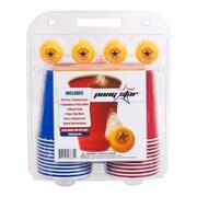 Radiate Skate Pong Star Beer Pong Kit