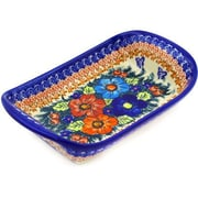 Polmedia Polish Pottery 10'' Rectangle Platter