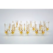Three Star Double Old-Fashioned Glass (Set of 6)