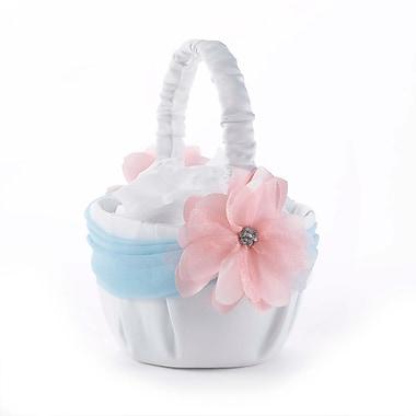 Hortense B. Hewitt Wedding Accessories Pretty Pastels Flower Basket
