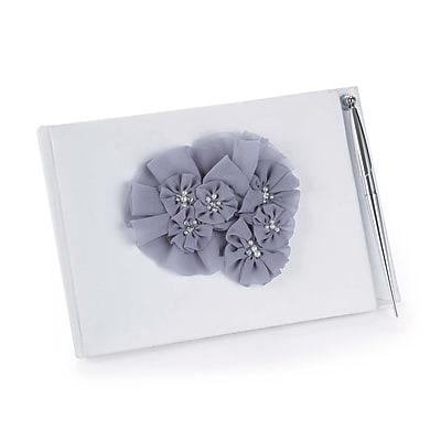 Hortense B. Hewitt Glamorous Guest Book with Pen Set