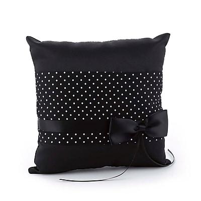 Hortense B. Hewitt Wedding Accessories Polka Dot Ring Pillow