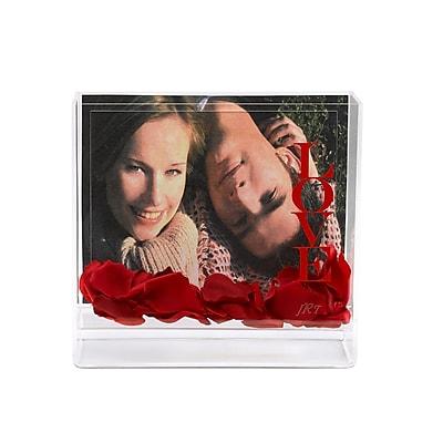 Hortense B. Hewitt Box Frame, Love Box