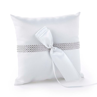 Hortense B. Hewitt Bling Ring Pillow