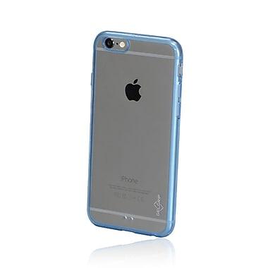 GelGrip – Étui mince pour iPhone 6 en acrylique et en TPUR, bleu/transparent
