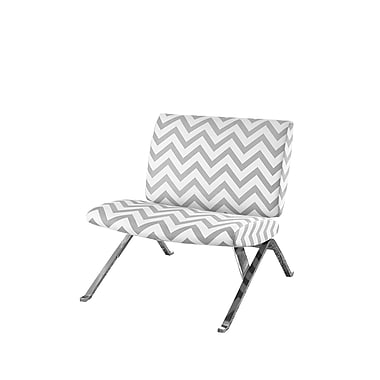 Monarch Specialties Inc. I 813 Fabric Accent Chair