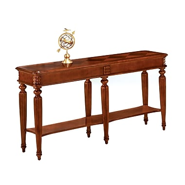 Antigua Antigua Wood/Veneer Console Table, Brown, Each (7480-82)
