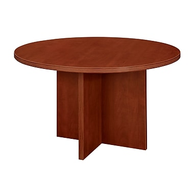 "dmi office furniture fairplex 7005721 47"" laminate round"