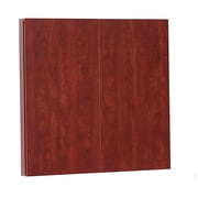 "DMI Office Furniture Fairplex 7005650 47"" x 94"" Presentation Board, Cognac Cherry"