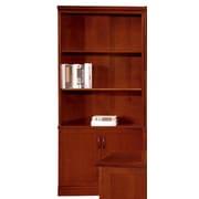 "DMI Office Furniture Belmont 713209 80"" Wood/Veneer Bookcase, Brown Cherry"