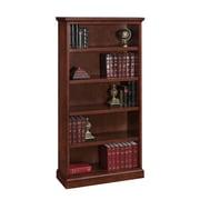"DMI Office Furniture Belmont 7132072 72"" Wood/Veneer Bookcase, Brown Cherry"