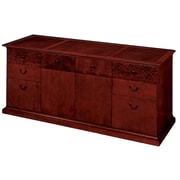"DMI Office Furniture Del Mar 730220 30"" Wood/Veneer Executive Storage Credenza, Sedona Cherry"