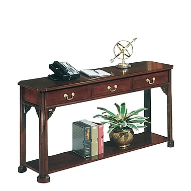 Governors Governors Laminate Console Table, Mahogany, Each (7350-82)