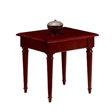 Keswick Keswick Wood/Veneer End Table, Cherry, Each (7990-10)