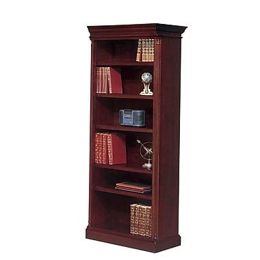 Keswick Keswick 33.75'' 6-Shelf Bookcase, Cherry (7990-128)