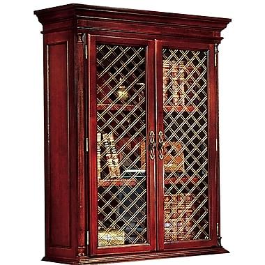 DMI Office Furniture Keswick 799041 2-Door Overhead Storage, Wire Mesh Doors