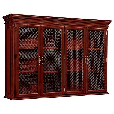 DMI Office Furniture Keswick 7990463 2-Door Overhead Storage, Wire Mesh Doors