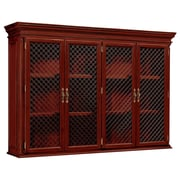DMI Office Furniture Keswick 7990463 2-Door Overhead Storage, Wire Mesh Doors