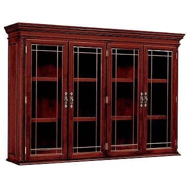 DMI Office Furniture Keswick 7990464 2-Door Overhead Storage, Glass Doors
